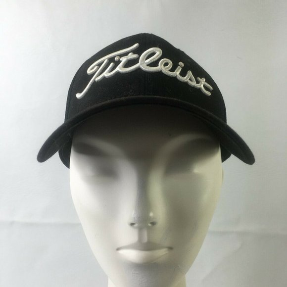Titleist By New Era Cap Mens Small Medium Fitted